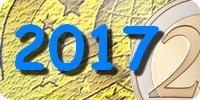 2 euro 2017 list