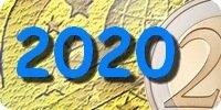2 euro 2020 list