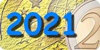 2 euro 2021 list