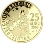 25 евро, аверс