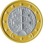 Словакия 1 евро