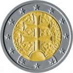 Словакия 2 евро
