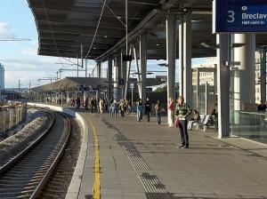 Современный Северный вокзал