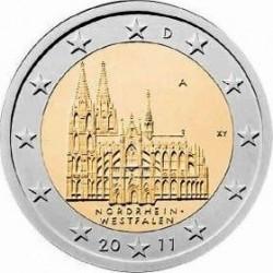 2 евро, Германия, 2011