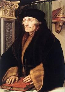 Эразм Роттердамский (Ганс Гольбейн Младший, 1523)
