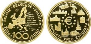 Бельгия 2004 г., 100 евро