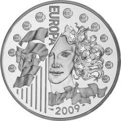 Франция 10 евро, Берлинская стена, аверс