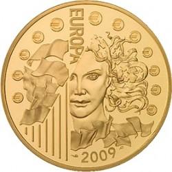 Франция 200 евро, Берлинская стена, аверс