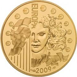 Франция 50 евро, Берлинская стена, аверс