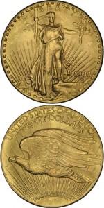 """""""Двойной золотой орёл"""", 1933 год"""