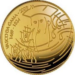 Португалия, 2009, Васко да Гама, 1/4 евро, аверс