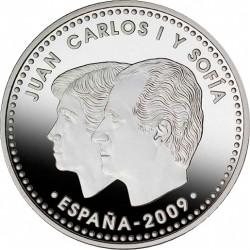 Испания, 12 евро, 10 лет Европейскому Экономическому союзу, аверс