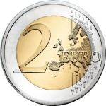 2 евро, Испания (Парк Гуэля)