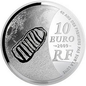 10 евро 2009 год астрономии италия деньги 1991 года фото