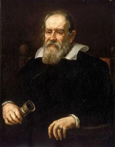 Портрет Галилео Галилея (1636. Национальный Морской Музей, Гринвич, Лондон)
