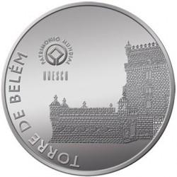 Португалия 2009, 2 1/2 евро, Башня Белен, реверс