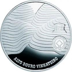 2.5 Евро, Португалия, Винодельческий регион Альто Дору, 2008, реверс