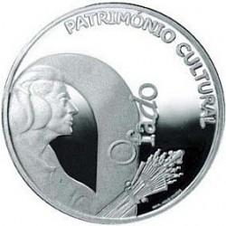 Португалия, 2008, 2.5 евро, Фадо, реверс