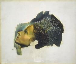 Набросок портрета Гала в манере автоматического письма (1933)