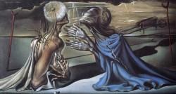 Тристан и Изольда (1944, Холст, масло)