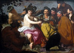 «Триумф Вакха или Пьяницы» (1628, Прадо, Мадрид)