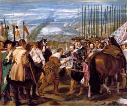 «Сдача Бреды» (1635, Прадо)