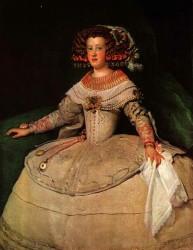Инфанта Мария Тереза (1652-1653)