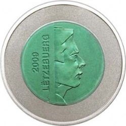 5 евро, Люксембург (Замок Вианден)