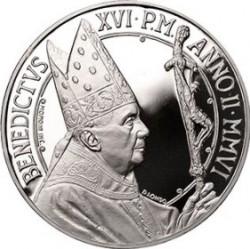 Ватикан, 2006, 5 евро, Международный день мира, аверс
