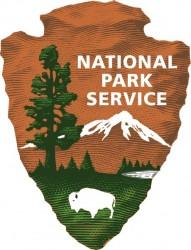 Логотип Службы национальных парков США