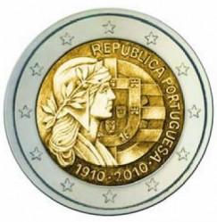 2 евро, Португалия 2010