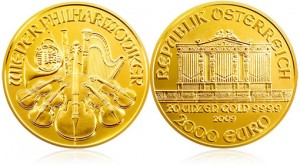 Новая монета серии весом 20 унций