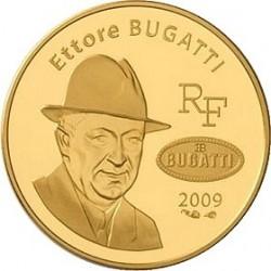Франция 2009 Бугатти 50 евро, аверс