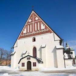 Собор в г.Порвоо, где был проведен Боргоский сейм 1809 года