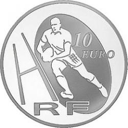 10 евро, Франция, 2009, Stade Français, аверс