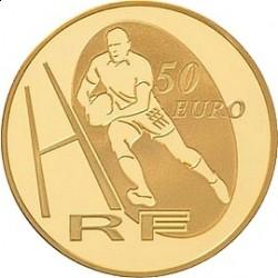 50 евро, Франция, 2009, Stade Français, аверс