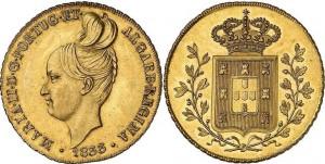 1833-peca-D. Maria II