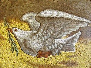 Dove of Peace (Basilica Vecchio Papale di San Pietro in Vaticano)
