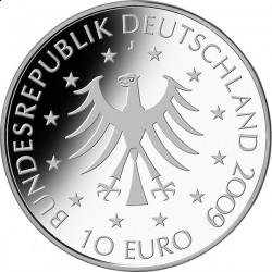 Марион графиня Дё́хоф, 10 евро, Германия, реверс