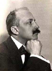 Филиппо Томмазо Маринетти - основополжник футуризма в 2009 году