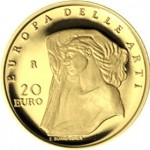 """Италия, 2009 (серия """"Искусство Европы"""")"""