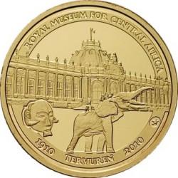 50 euro Бельгия, 2010 (Королевский музей Центральной Африки)