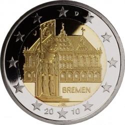 2 евро, Германия, Бремен