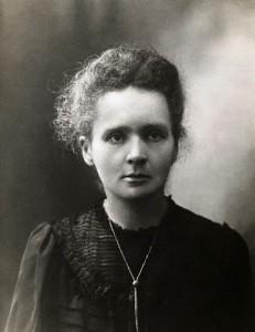Мария Склодовская-Кюри (фото 1898 г.)