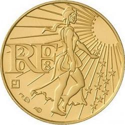 Франция, 2008, 100 евро