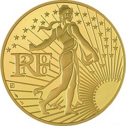 Франция 2010, 500 евро
