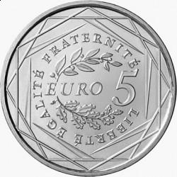 Франция, 2008, 5 евро