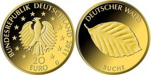 20 евро, 2011, бук