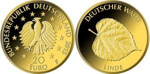 20 евро, 2015, липа