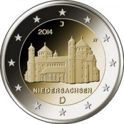 2 евро, Германия, 2014